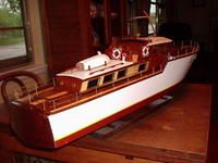 Admiral Cabin Cruiser | Scale Model RC Boats | Pinterest | Cabin Cruiser  And Scale Models