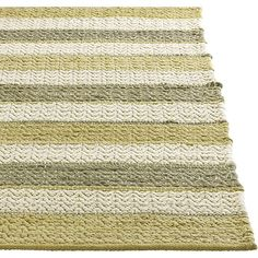 Harper Maize Rug in All Rugs | Crate and Barrel    Kitchen