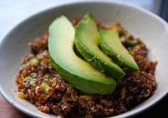 Our South American inspired avocado and quinoa salad recipe borrows flavors from Bolivia, and is easy to pack with for a picnic, or as a healthy and light side dish to serve with barbecued meats, tofu or fish this Labor Day!