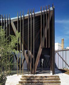 Rehabilitación de la Antigua Alcoholera Extremeña | GAP Arquitectos.