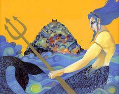 "Christina Balit, ""Atlantis — The Legend of a Lost City""."