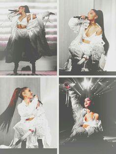 Ariana Grande collage