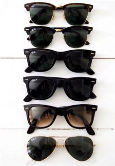 f5a9a2ee854850 Ray Bans for every occasion. Sonnenbrillen, Ray Ban Brille, Schmuck, Schöne  Brillen