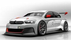 Citroën mostra primeiras imagens do C-Elysée WTCC - Notícias - QUATRO RODAS