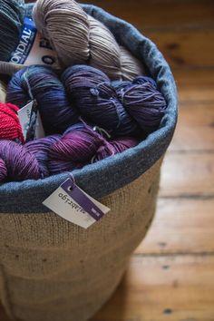 Yarn gallore - pure love