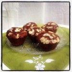 Muffins di San Valentino al cocco e cioccolato!