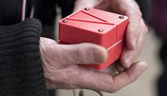 3D Printed Animotus Is a Handheld Smart Cube That Guides the Visually Impaired through Touch http://3dprint.com/92535/3d-printed-animotus-cube/