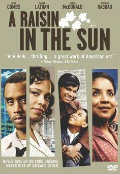 A Raisin in the Sun good book and movie;)