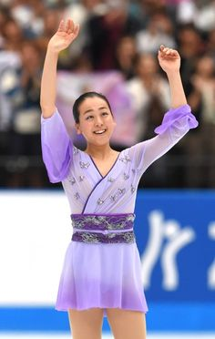 Mao Asada returns to ice with spectacular performance at Japan Open - 毎日新聞