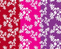free vector Free Vector Seamless Flower Patterngraphic available for free download at 4vector.com. Check out our collection of more than 180k free vector graphics for your designs. #design #freebies #vector