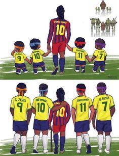 Ronaldinho Neymar ve Diğer Arkadaşları First Football, Best Football Players, Football Is Life, World Football, Soccer Players, Cr7 Messi, Messi Soccer, Messi And Ronaldo, Neymar Jr