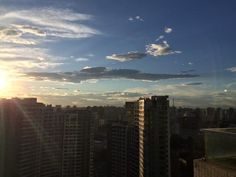 Ekpo Esito Blog: Is night already in Beijing. See the night's view....