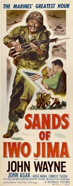 Sands of Iwo Jima - John Wayne