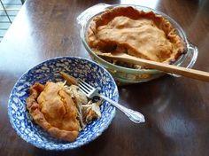 AIP low FODMAP Chicken pot pie