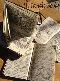 My Tangle Books 2