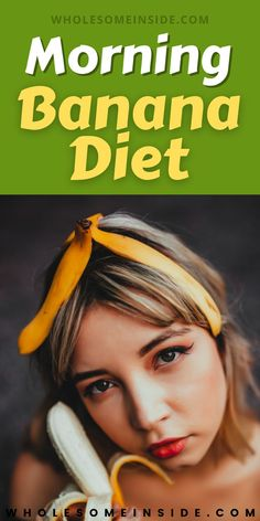 Are you struggling to lose weight? Do you want a diet with no restrictions?😩Then the Morning Banana diet is for you.🍌 CLICK THE LINK 👉 to see the benefits of this diet 🎉