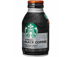 スターバックスの缶コーヒー「スターバックス ブラックコーヒー パイクプレイス ロースト」が全国のコンビニエンスストアで発売される。