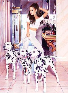 Animal lover.... :)