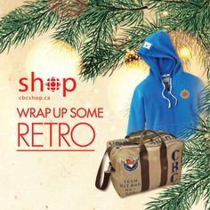 Bring home a big of CBC's past, with great gift ideas featuring branding from the first emblem in the to the popular Burton Kramer logo from the Great Gifts, Bring It On, Branding, Popular, Gift Ideas, Retro, Logos, Big, Shopping