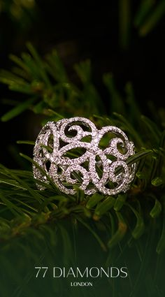 Give us a twirl with the #Twirl #cocktail #ring this #Christmas!