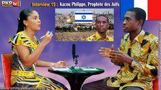 Interview 15 : Kacou Philippe, Prophète des Juifs - VF Complet