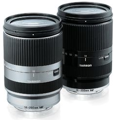 New Gear: Tamron 18-200mm f/3.5-6.3 Di III VC For Sony NEX | Popular Photography