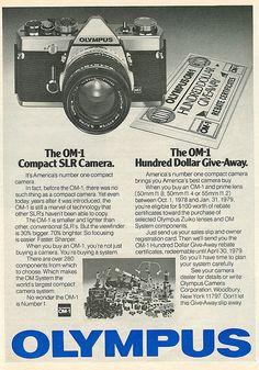 Olympus OM-1 - 1978