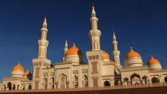 Sultan Haji Hassanal Bolkiah Masjid (Cotabato City, Philippines)