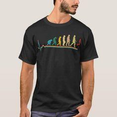 Retro Ice Hockey Heartbeat T-Shirt #jeepsafari #architecture #art hockey training, hockey diy, hockey sur glace, dried orange slices, yule decorations, scandinavian christmas Hockey Shirts, Team T Shirts, Cool T Shirts, Hockey Mom, Ice Hockey, Quotes Girlfriend, Black Friday Shopping, Tshirt Colors, Funny