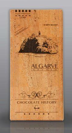 Algarve | Cabo de São Vicente | Chocolate Negro 48% Cacau 125 g