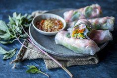 no Frisk, Ceviche, Sashimi, Fresh Rolls, Tart, Seafood, Snacks, Cooking, Ethnic Recipes