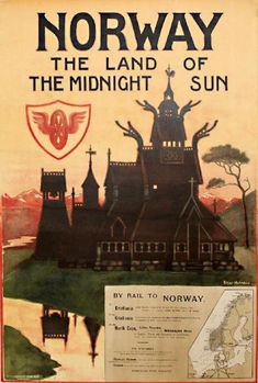 Norway - the land of the midnight sun
