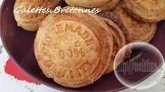 Galettes bretonnes au thermomix 1