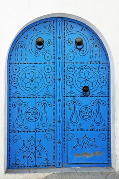 Tunisia-3026 - Great Design & Blue | Flickr - Photo Sharing!