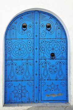 Tunisia-3026 - Great Design & Blue | Flickr - Photo Sharing!