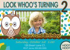 Get 2 Year Old Birthday Invitations