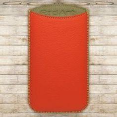Kožená vsuvka Spring, veľkosť XL, oranžová, zelené vnútro http://www.mobilnet.sk/catalogsearch/result/?q=spring
