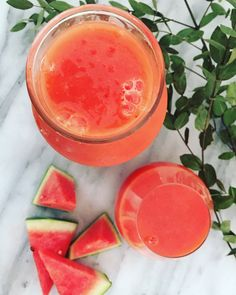 Smoothie pastèque, mangue et lime Cantaloupe, Smoothies, Watermelon, Lime, Healthy, Milkshakes, Food, Drink, Recipe