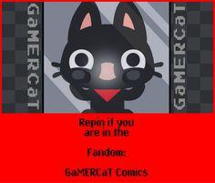 Fandom: GaMERCaT Comics
