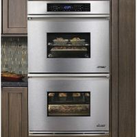 $4199 double convection  MORD227S Dacor Classic Millennia 27 Double Wall Oven With Convection Stainless Steel