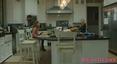 """Madeline's House from """"Big Little Lies"""" Big Little Lies, New Kitchen, Kitchen Dining, Kitchen Ideas, Island With Seating, Luxurious Bedrooms, Decoration, Building A House, Building Ideas"""