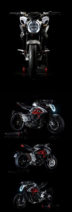 MV Agusta Opens Pre-Orders For 2017 Brutale 800 in India, Launch Soon