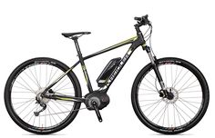 Vitality Dice 29er Shimano Alivio 9-Gang - Das 21 Kilo leichte Dice E-Bike bietet eine Alivio 9-Gang-Schaltung von Shimano und eine rundum solide Ausstattung, z.B. eine leistungsfähige Suntour-Federgabel mit 100mm Federweg oder die erstklassige Bereifung von Schwalbe. #kreidler #ebike Mens Mountain Bike, Mountain Biking, Frame Sizes, Bicycle, Vehicles, Swallows, Bike, Bicycle Kick, Bicycles