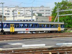AB 50 85 abgestellt im Bahnhof Biel am Swiss Railways, Tog, Coaching, Switzerland, Trains, Pictures, Training, Life Coaching, Train