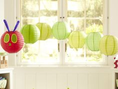 """Articles tagged """"A very Hungry Caterpillar Birthday Party""""   Bickiboo Party Supplies"""