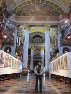 Exposición en la Biblioteca Nacional de Austria