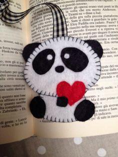 panda feltro - Pesquisa Google