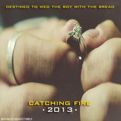 Destined to wed the boy with the bread