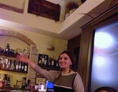 Degustazione alla Locandiera di Bernalda (Mt) Il likos abbinato ai ravioli di cinghiale.
