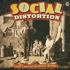 Social Distortion - Gimme The Sweet And Lowdown